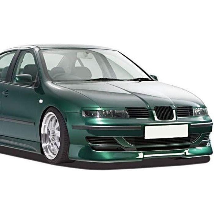 Pour Seat Leon 1 1M Toledo 2 1M2 Calandre Grille Noir Mat Sans Sigle 1999-2006