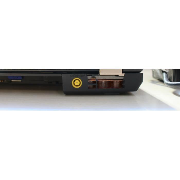 LENOVO THINKPAD T430 I5 4go 250go W10 - état esthétique : Correct grade D