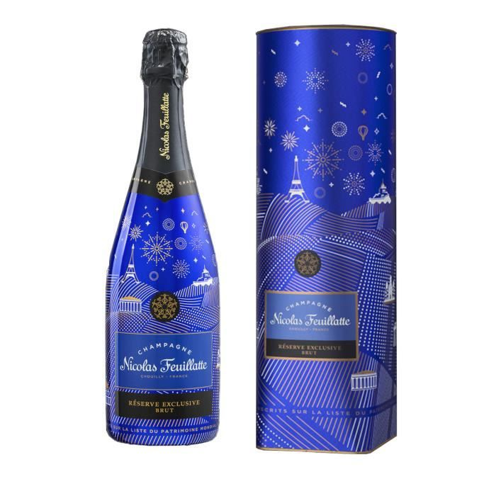 Champagne Nicolas Feuillatte Exclusive French Impertinence
