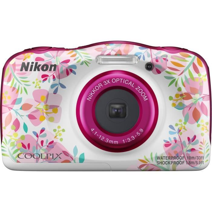 COOLPIX W150 flowers
