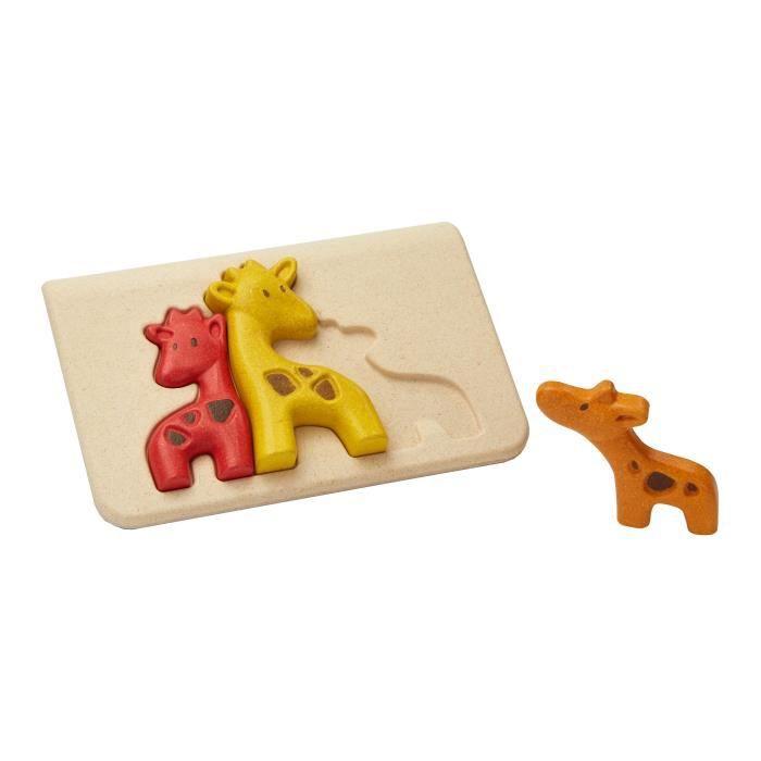 PLAN TOYS Mon 1er puzzle Girafe