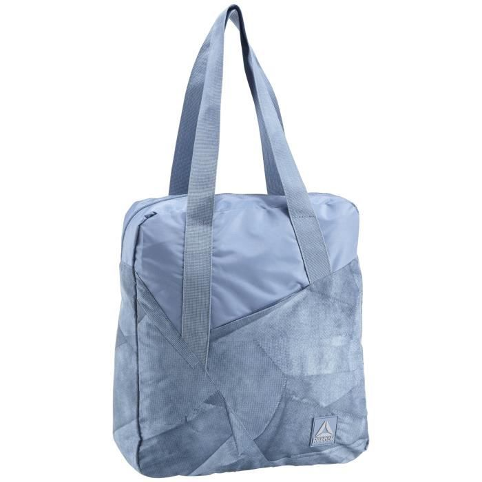 Tote bag femme Reebok Foundation Graphic - bleu indigo - TU