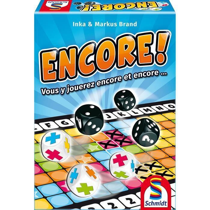 Encore! - Jeu de société - SCHMIDT AND SPIELE