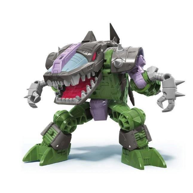 Hasbro Transformers Generations War for Cybertron - Quintesson Allicon WFC-E19 Deluxe