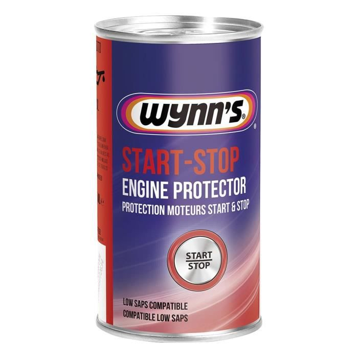WYNN'S Protection Moteurs Start & Stop - 325 ml