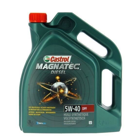 castrol magnatec diesel 5w40 dpf conditionnem achat vente huile moteur castrol magnatec. Black Bedroom Furniture Sets. Home Design Ideas