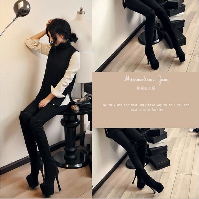 High Quality Sexy Stilettos Mode Simple Solide ... d1rYx7dms