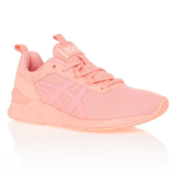Asics Gel-Lyte RunnerHN6E9-2222 Femme Baskets Rose