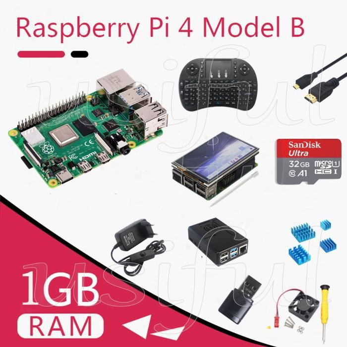 raspberry pi 4 prix pas cher cdiscount autos post. Black Bedroom Furniture Sets. Home Design Ideas