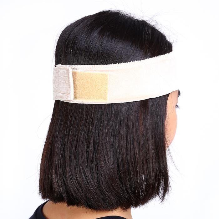 Femme Serre-Tête Velours Bandeau Sport Yoga Élastique Turban Cheveux Accessoires