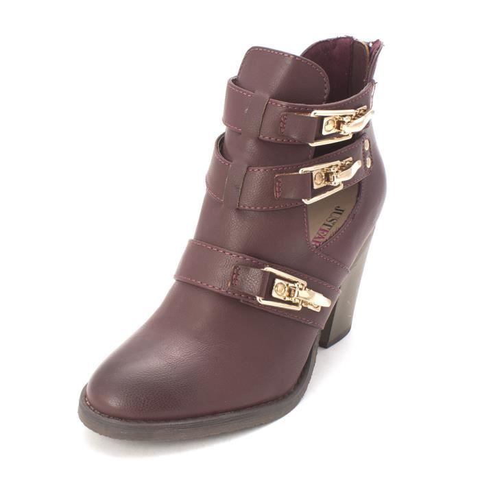 Femmes Just Fab Zyree Bottes