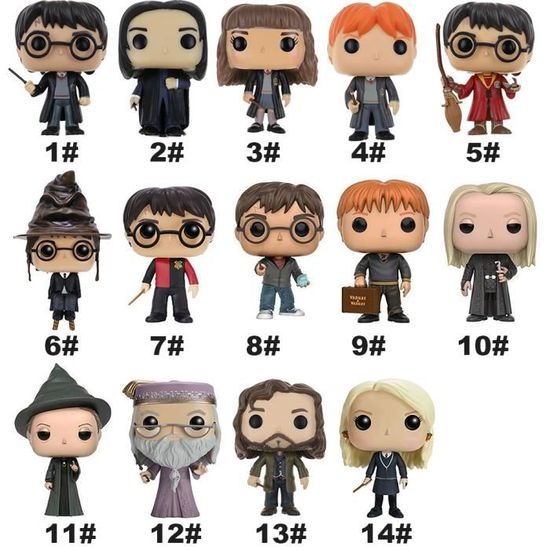 Figurine Funko Harry Potter Harry Potter Figurine Jouet En