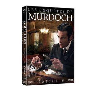 DVD SÉRIE DVD Coffret les enquêtes de Murdoch, saison 6, ...
