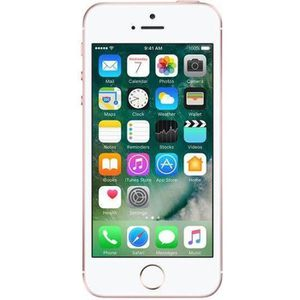 SMARTPHONE iPhone SE 128 Go Or Reconditionné - Comme Neuf