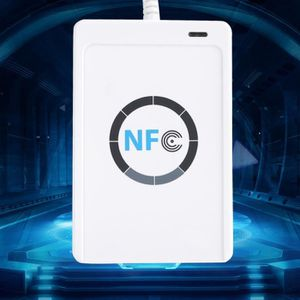 BADGE RFID - CARTE RFID Lecteur / graveur NFC RFID ACR122U Logiciel gratui
