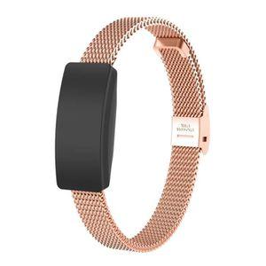 MONTRE 10MM Bracelet de rechange en acier inoxydable pour