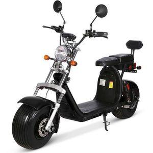 Wingsmoto Contr/ôleur 48v 1000w pour Le Scooter /électrique de Moteur de Moteur balay/é avec Le Terminal Noir de connecteur de Batterie