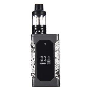 CIGARETTE ÉLECTRONIQUE Kit cigarette électronique 100w, 3ML, grain de pea