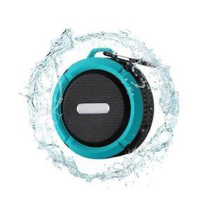 ENCEINTE NOMADE Enceinte Bluetooth Portable Waterproof Haut-Parleu