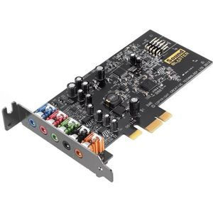 CARTE SON INTERNE Creative Sound Blaster Audigy    70SB157000000