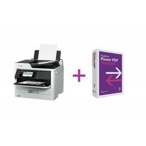 IMPRIMANTE EPSON WorkForce Pro WF-C5710DWF MFP + Power PDF