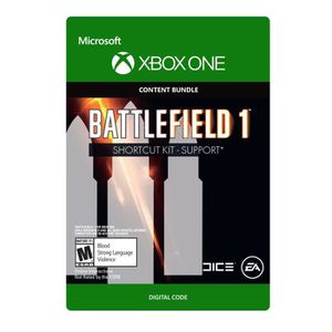EXTENSION - CODE DLC Battlefield 1: Shortcut Kit -  Support Bundle