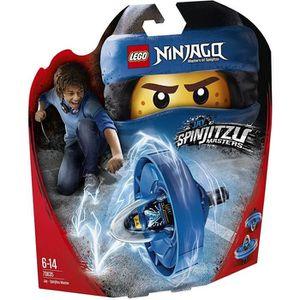 ASSEMBLAGE CONSTRUCTION LEGO® NINJAGO® 70635 Jay - Maître du Spinjitzu