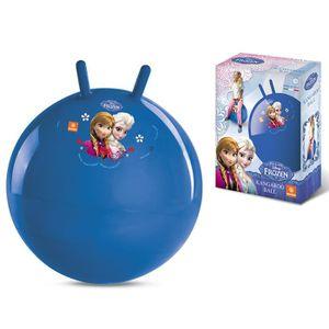 JEU D'ADRESSE Mondo 06866 - Ballon Sauteur - La Reine Des Neiges
