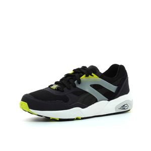 Baskets basses Puma R698 Modern Heritage Gris Achat