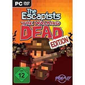 JEU PC NBG CD-7998 - JEUX VIDEO - PC - The Escapists - Th