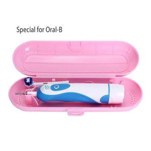 BROSSE A DENTS ÉLEC étui de voyage brosse à dents électrique pour Oral