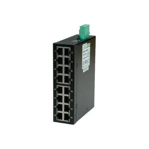 SWITCH - HUB ETHERNET  ROLINE Industrial Fast Ethernet Switch Commutateur
