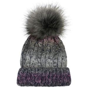 Chunky Extra Large POM POM femmes chapeau femme par A/&G hiver ski froid