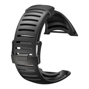 Montre connectée sport SUUNTO Bracelet de Montre Core Light All Black Str