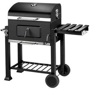 BARBECUE Barbecue Grill Fumoir Américain au Charbon de Bois