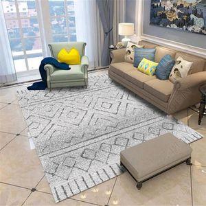 TAPIS tapis berbere géométrique 120*200cm tapis ethnique
