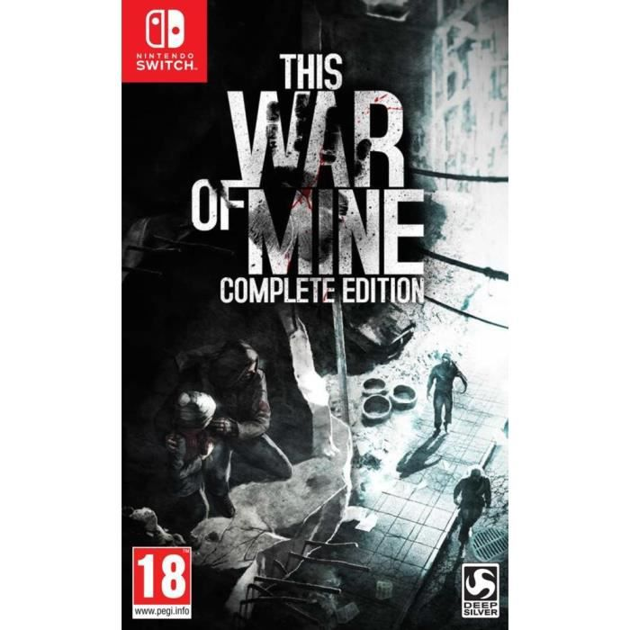 This War Of Mine Complete Edition Jeu Switch