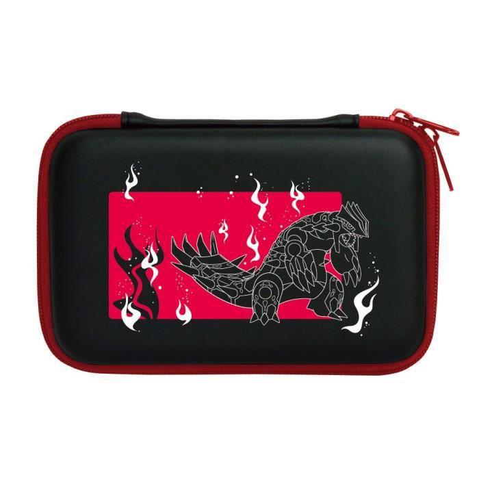 Pochette de transport pok mon 3ds xl new3ds xl achat for Housse 2ds pokemon