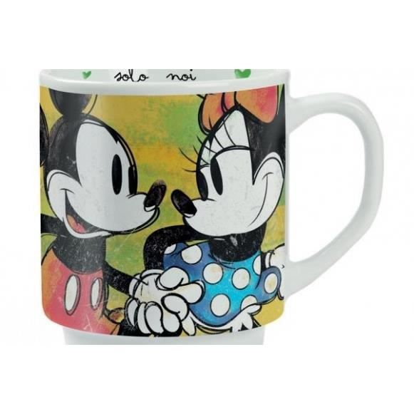 MICKEY Love Sweet Love - Mug 350 ml - Love Green