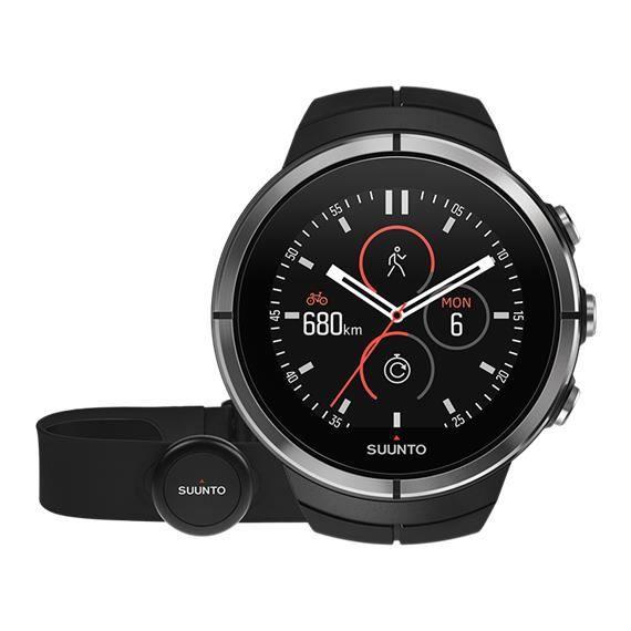 SUUNTO Montre GPS Spartan Ultra HR - Noir