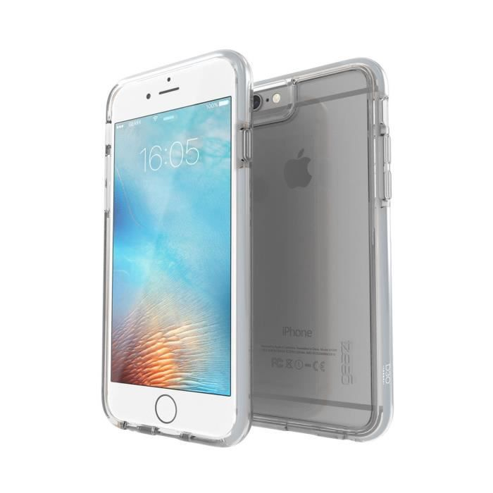 GEAR4 D3O Piccadilly for iPhone 6 Plus - 6s Plus Silver