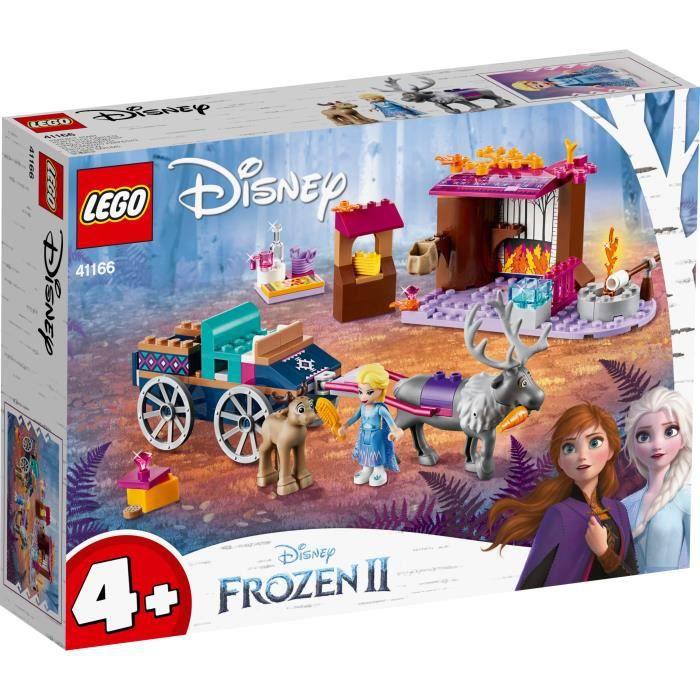 LEGO® l Disney La Reine des Neiges 2 - 41166 - L'aventure en traineau d'Elsa