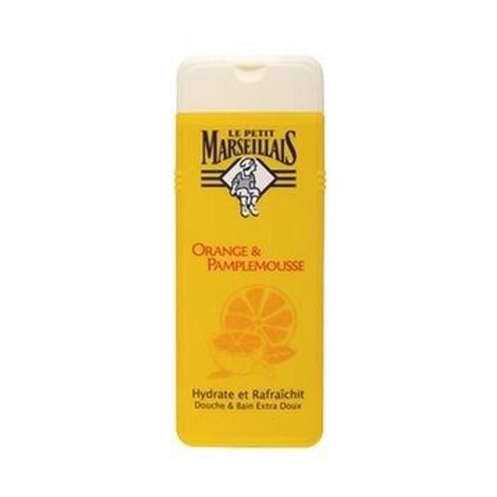 Gel douche orange 650 ml Le petit Marseillais