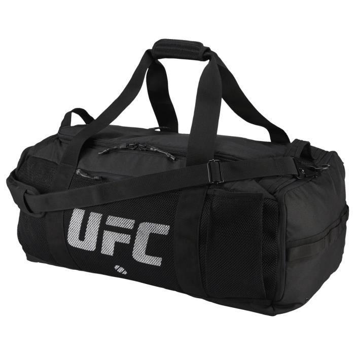 Sac de sport Reebok UFC - noir - TU