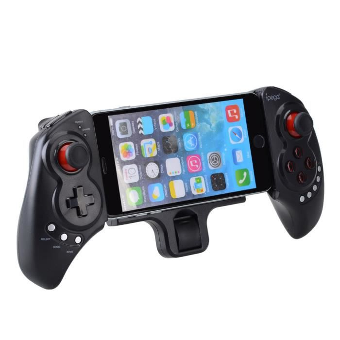 ipega pg 9023 bluetooth manette contr leur de jeu pour t l phone mobile smart tv apple android. Black Bedroom Furniture Sets. Home Design Ideas