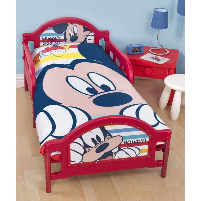lit garcon disney. Black Bedroom Furniture Sets. Home Design Ideas