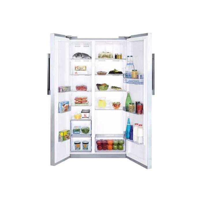 RÉFRIGÉRATEUR CLASSIQUE Beko Green line GN163822S Réfrigérateur-congélateu