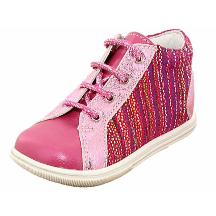 chaussures basses zancho filles bopy 262800