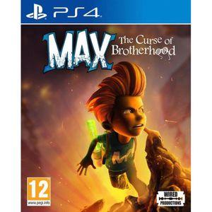 JEU PS4 Max: The Curse of Brotherhood Jeu PS4