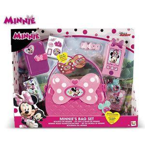 ACCESSOIRE DE FIGURINE IMC TOYS Kit sac à main Minnie